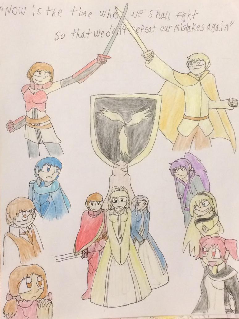 MotHY 4: The Heroes by CJCroen