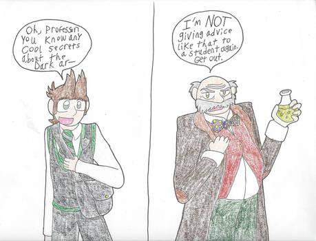Eddsworld vs Hogwarts Professors part 2