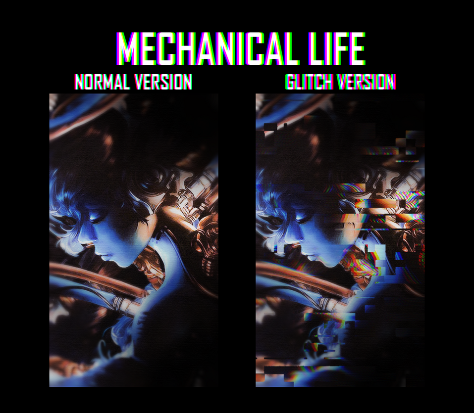Mechanical Life by Yuu-graphique