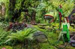 Poison Ivy Garden
