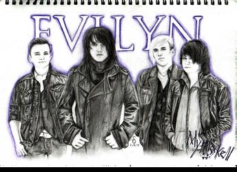 Evilyn by Mythokell