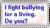 Anti-Bullying Stamp by CaressHeartnet