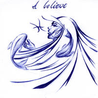Pisces- I believe by dark-zephyr