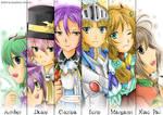 Rune Factory 4 - Bachelorettes