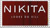 Nikita Stamp by FatalCosplays