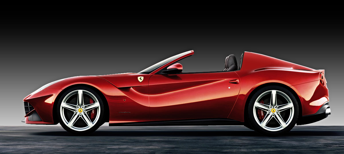 Ferrari f12 spyder