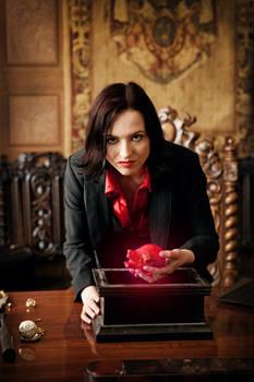 Regina Mills -Evil Queen