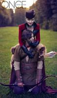 Regina and Huntsman