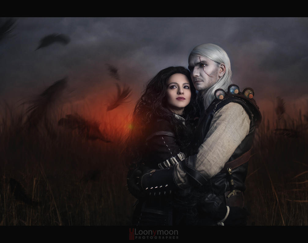 geralt and yennefer by - photo #38