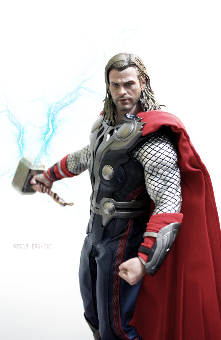 God of Thunder by eLphotographee