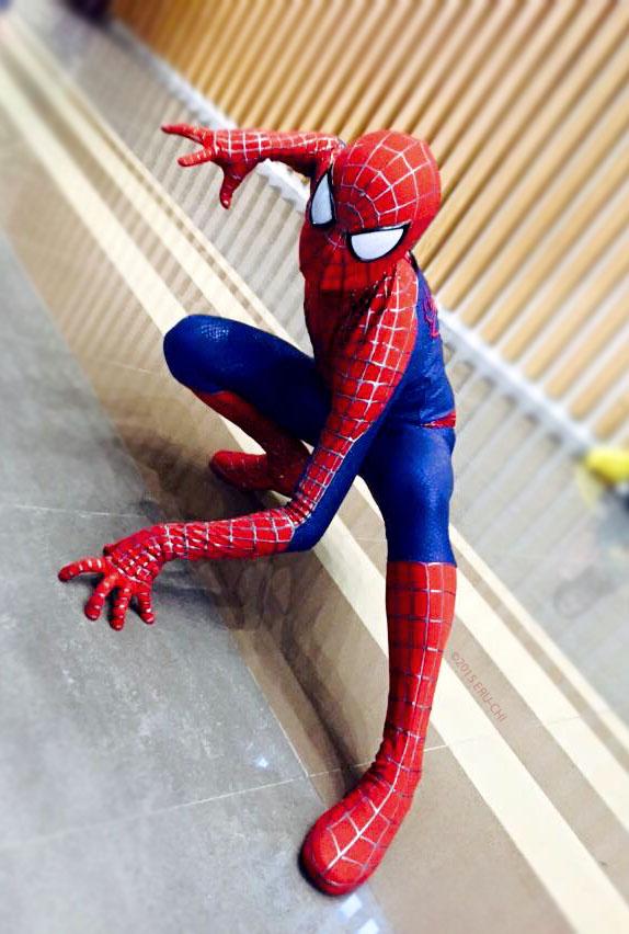 SpiderDan by eLphotographee
