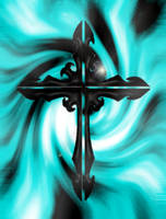 New Cross by goth-angel-gabriel