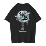 Nihonjin Streetwear- Koi Fish Tshirt