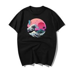 Iconic Japanese Retro wave Tshirt