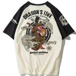 Nihonjin Streetwear- Urban Style T-shirt