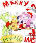 Merry HNNNGG-Mas