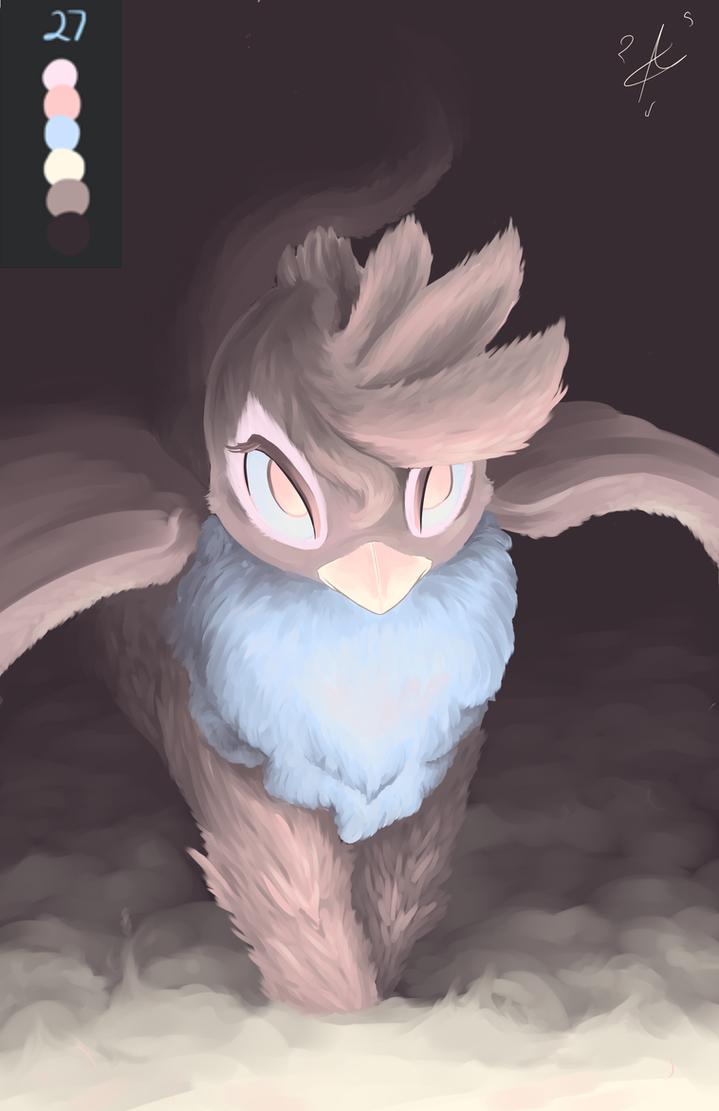 PC: Griffon by AquaticSun