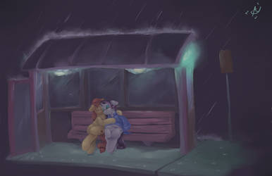 Downpour by AquaticSun