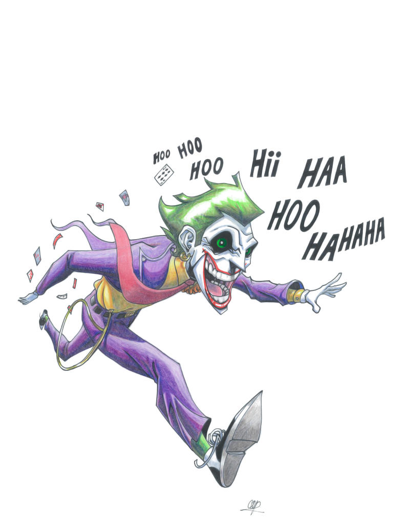 Joker by NathanChristopher