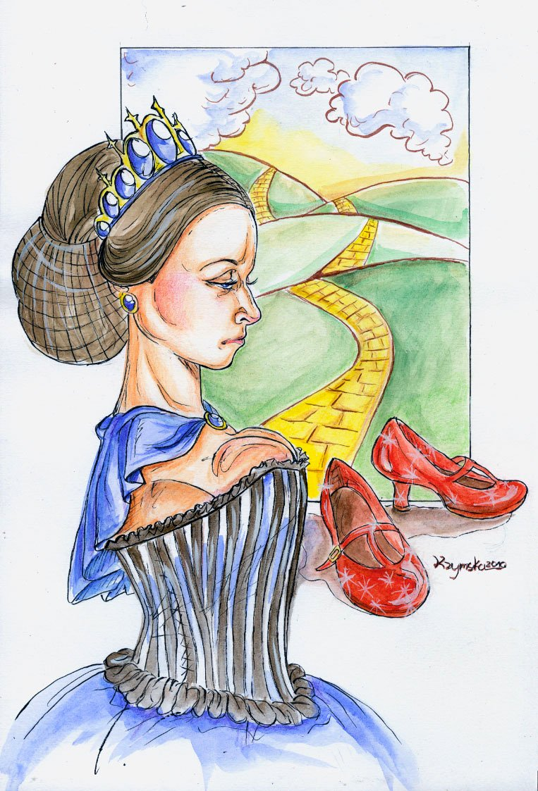 Wicked Witch Drawings Wicked Witch of The East by