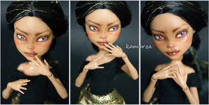 Thema OOAK Doll Repaint