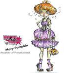 MH OC Mary Pumpkin