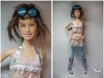 Barbie Fashionistas OOAK Repaint