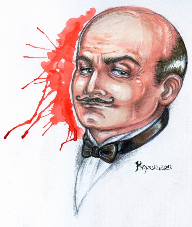 Poirot by kamarza