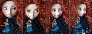 Faces of Merida