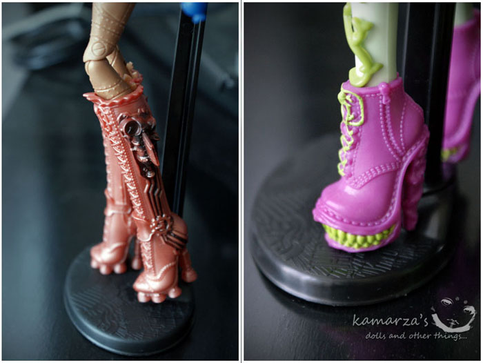 Monster Shoes by kamarza
