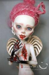 Mad Cupid by kamarza
