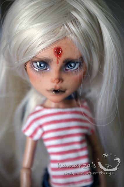 Evil Brianna by kamarza