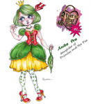Ever After High OC Anika Pea