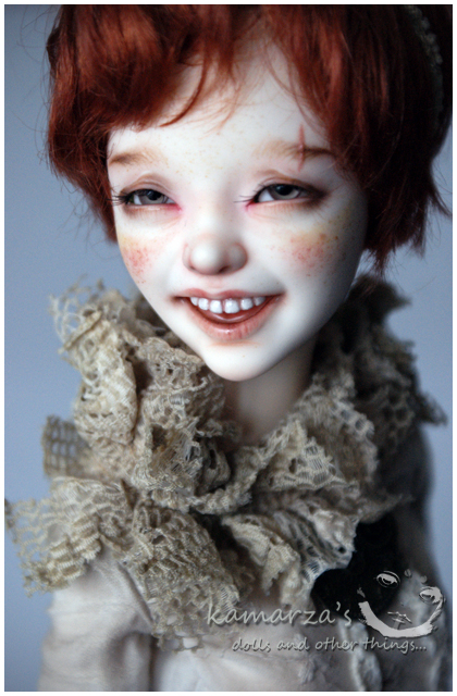 Smiling Maaike by kamarza