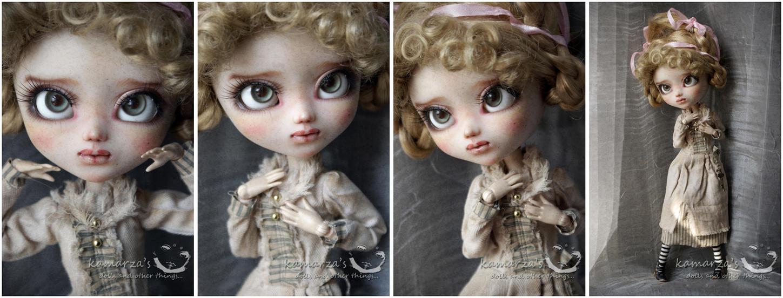 Josephine by kamarza