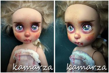 Scary Mary Vampire Princess by kamarza