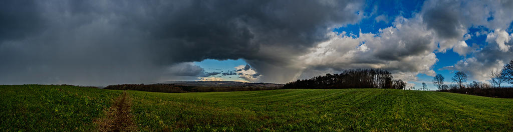 HDR panorama by Mentos18