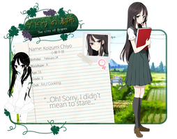 BnT: Koizumi Chiyo by Karousel-k