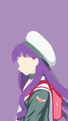 Tomoyo Daidouji - Card Captor Sakura by N3VYCK
