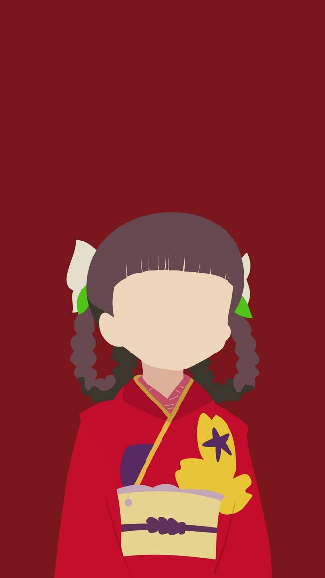 Tomoyo Daidouji (Kimono) - Card Captor Sakura by N3VYCK