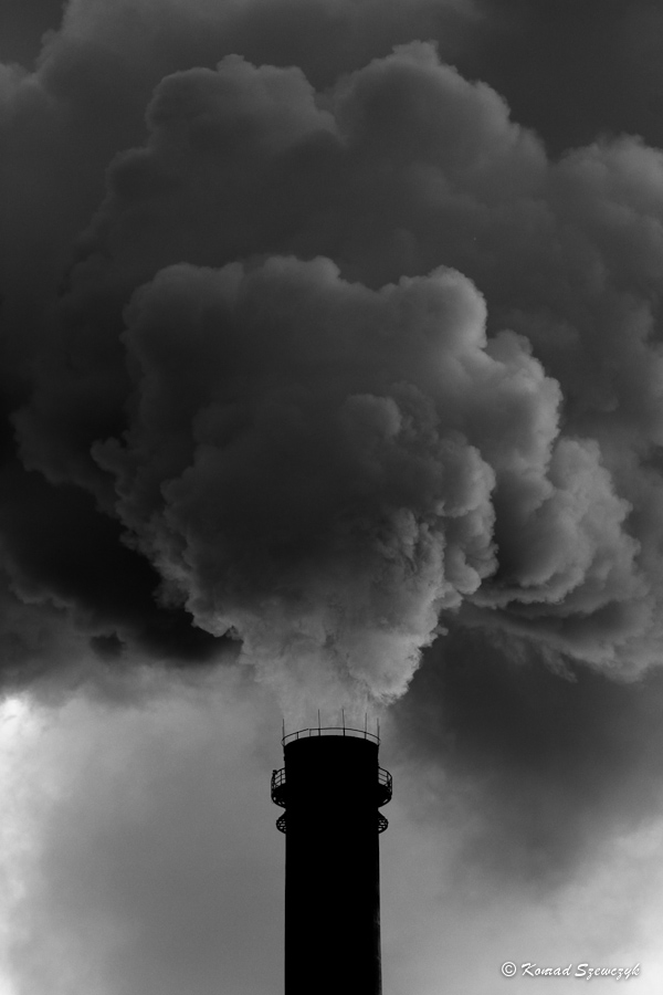 "No. 90 ""Factory chimney"" by dukezepar"
