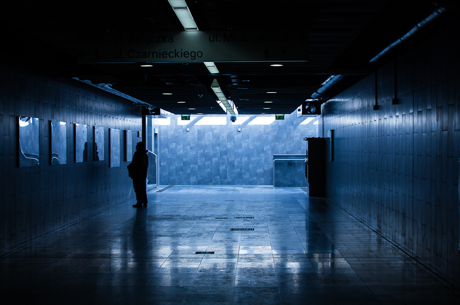 No. 93 ''Metro station'' by dukezepar
