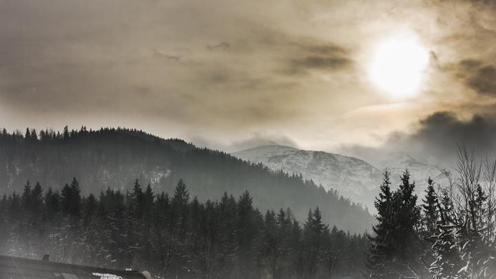 Winter morning by dukezepar