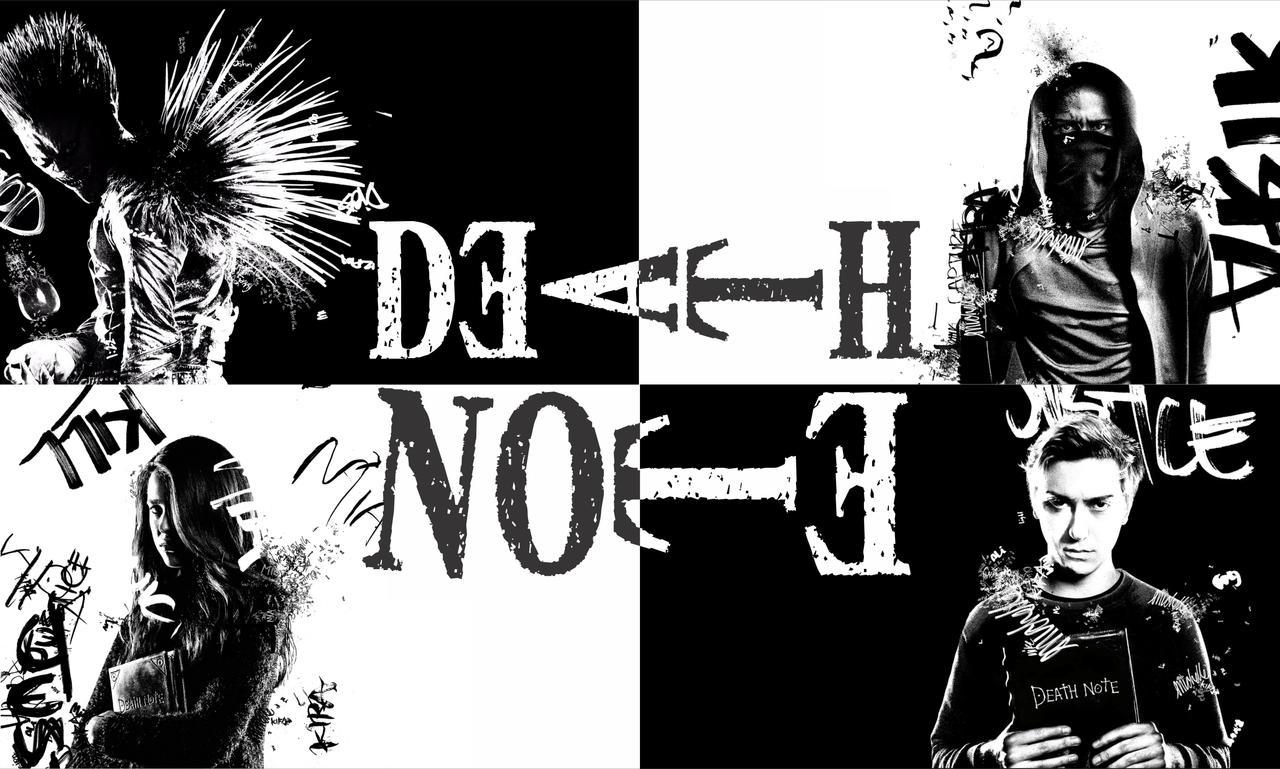 Death Note Wallpaper By Greatergreene On Deviantart
