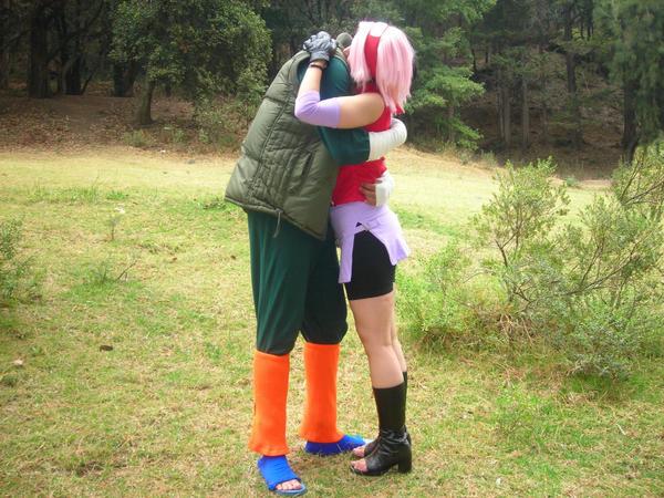 Sakura and Lee...Forever love? by Chika-Sakura