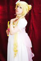 Princess Moon by Chika-Sakura