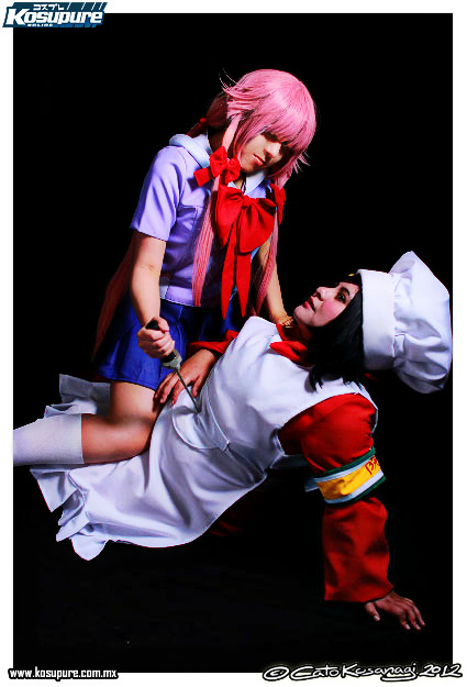 Yuno Die Eighth Chika Sakura Photography People Portraits Cosplay