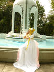 Princess Serenity... waiting for you, Endymion
