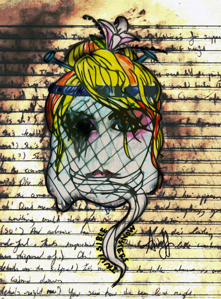 Invisible Monsters by AmiraLL on DeviantArt