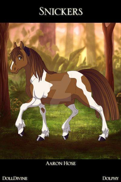 Aaron's Horse Snickers by wildspirt